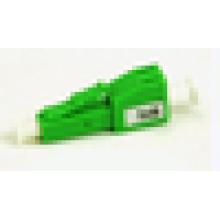 LC / APC1db 3db 5dB 10db 15db 20db Masculino para Fêmea Singlemode Fibra Atenuador, rf fixo lc atenuador óptico
