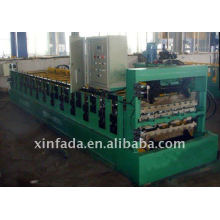 Automatic C Profile Roll Forming Machine