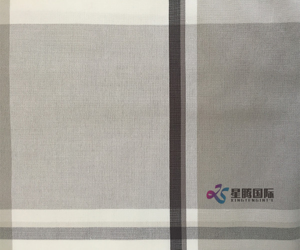 Yarn Dyed Material
