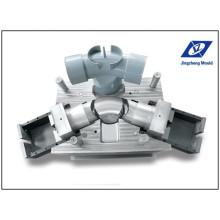 PVC-Rohr-Spritzgussform