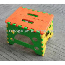 plastic fold stool/chair mould