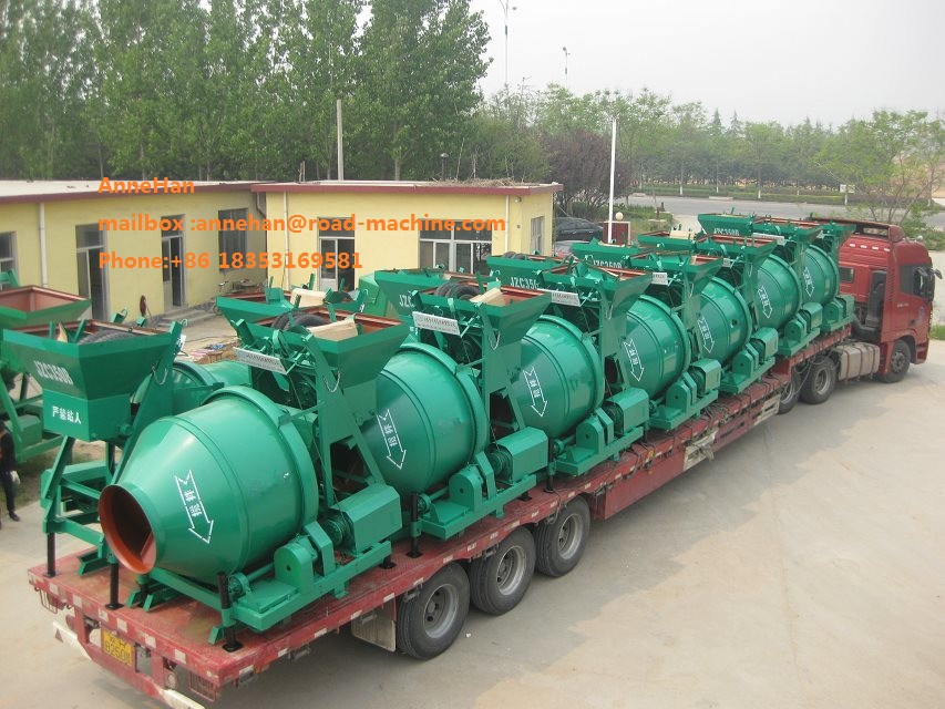 mixer tank machine of cement (15)