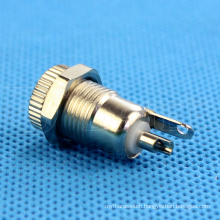 mini electrical plug, 2-pin dc connector plug