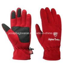 Зимняя зимняя лыжная перчатка