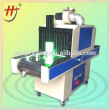 UV-450 luz UV personalizado máquina de cura, máquina de revestimento uv, máquina de cura UV para impressão de tela, máquina de revestimento spot uv