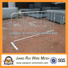 Controle de multidão barreira barreira