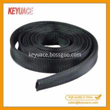 Black Braided Hose Sleeve