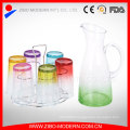 Promotional Factory Wholesale Colored Glassware