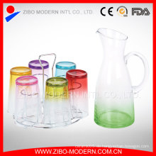 Werbe-Fabrik Großhandel farbige Glaswaren
