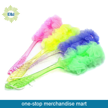 Dollar Items of Plastic Bath Scrubber