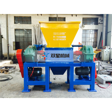 Single-shaft Tirus mainan shredder mobil mini Shredders