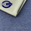 calças esportivas de secagem rápida de trama de malha pano de pavio de umidade drilrease 95 poliéster 5 algodão TC bloqueio de tecido