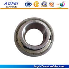 Aofei поставкы manufactory скольжения sb207 Сферически подшипник блоки шарового подшипника