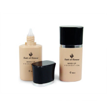 Hot! professional waterproof Silky Liquid Foundation