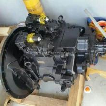 Главный насос гидравлического экскаватора New Holland E385 E485