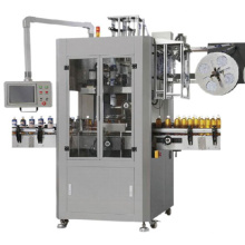 2019 High quality sleeve label shrink applicator manufacturers labeling machine