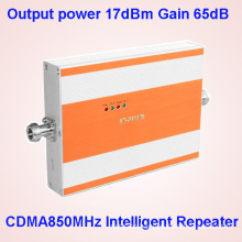 Mini Size GSM Mobile Signal Repeater, 850MHz Cell Phone Signal Booster for Home & Office