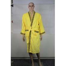 Luxury High Quality Velour Bathrobe