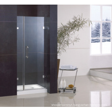 Tempered Glass Swinging Shower Door RS-Il