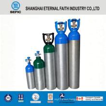 3.2L High Pressure Aluminum Gas Cylinder (LWH120-3.2-15)