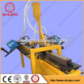 China New Type Of Landing Gear Welding Machine/Welding service for cars