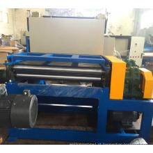 Customizing grating piso chapa de aço em relevo máquina