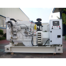 160kVA/128kw Marine Diesel Generator Set for Ship