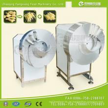 Pawpaw / Ingwer / Bambus / Kartoffel / Karotte Scheibe und Streifen Schneidemaschine