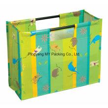 Eco Содружественные PP ламинированные нетканые высечки мешок