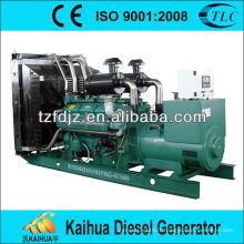 Le CE a approuvé le groupe électrogène diesel de fonctionnement parallèle de 400KW Wudong