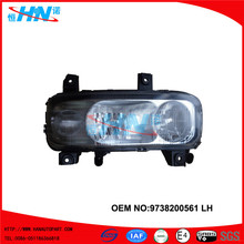 Left Side Head Lamp With Fog Lamp 9738200561