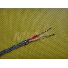 Fio de extensão para termopar tipo KX-FG / SSB 7 / 0.2mm