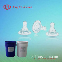 liquid silicone injection molding for baby nipples