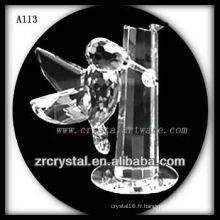 Belle figurine animale en cristal A113