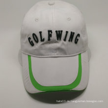Benutzerdefinierte Golf Patch Cap in Polyester