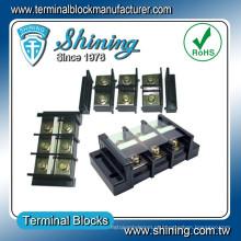 TB-150 Tipo de montagem 150A Qualquer bloco de terminais sem parafusos PCB sem parafusos