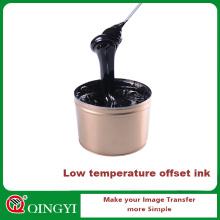 Tinta de impresión textil offset tinta para máquina qutomatic