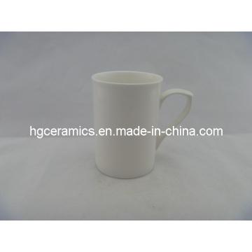 Tasse de porcelaine fine d'once de 10 onces, tasse de céramique