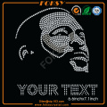 Obama Your Text rhinestone iron on transfers wholesale