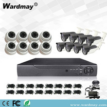 16chd 2.0MP Sicherheit Real Surveillance DVR Systeme