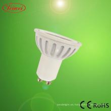 3W 5W GU10 punto de luz LED