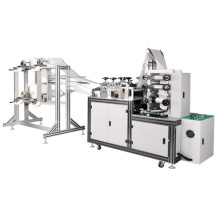 High-Speed Fully Automatic Surgical Mask Making Machine