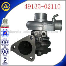 49135-02110 MR212759 Turbolader für Mitsubishi 4D56