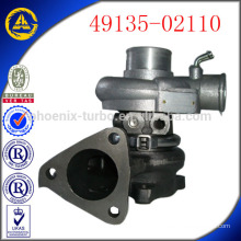 49135-02110 MR212759 turbocompressor para Mitsubishi 4D56