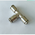 Air-Fluid Air Brake Fittings  Tee AJPE1/4