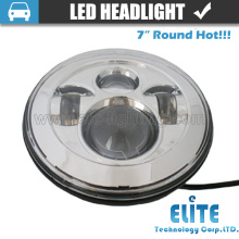 7 inch Angel Eye Jeep Wrangler motorcycle led headlight