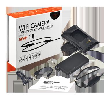 Mini câmera de inspeção wi-fi