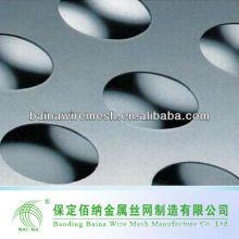 Aço inoxidável perfurado (fornecedor da China)