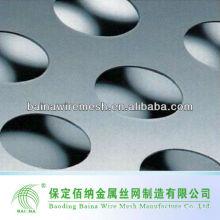 Перфорированная нержавеющая сталь (поставщик из Китая)