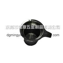 Präzisions-Zink-Legierung Druckguss von Filtrations-Siebabdeckungen (ZC4172) mit CNC-Bearbeitung Made in China